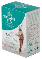 Чай чёрный с бергамотом листовой Steuarts Tea Black Tea Earl Grey 100 г