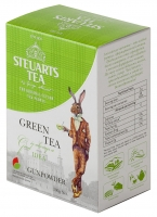 Чай зелёный листовой Steuarts Tea Green Tea Gunpowder 100 г