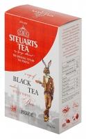 Чай чёрный листовой Steuarts Tea Black Tea PEKOE 250 г