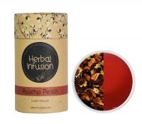 Чай травяной McCoy Роза и персик Фруктово-травяная коллекция чая в пирамидках 10штук
