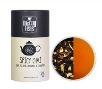 Чай черный McCoy Со специями Коллекция фруктового чая в пирамидках 10 штук