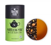 Чай черный McCoy Марокканская мята Коллекция фруктового чая в пирамидках 10штук