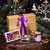 Глинтвейный подарочный набор в упаковке «Созвездие удачи»
