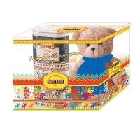 Подарочный набор Basilur Фолк Радость с игрушкой Индиго