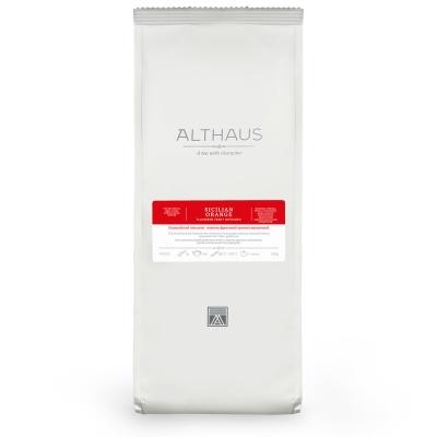 Чай Althaus Sicilian Orange фруктовый листовой 250 гр