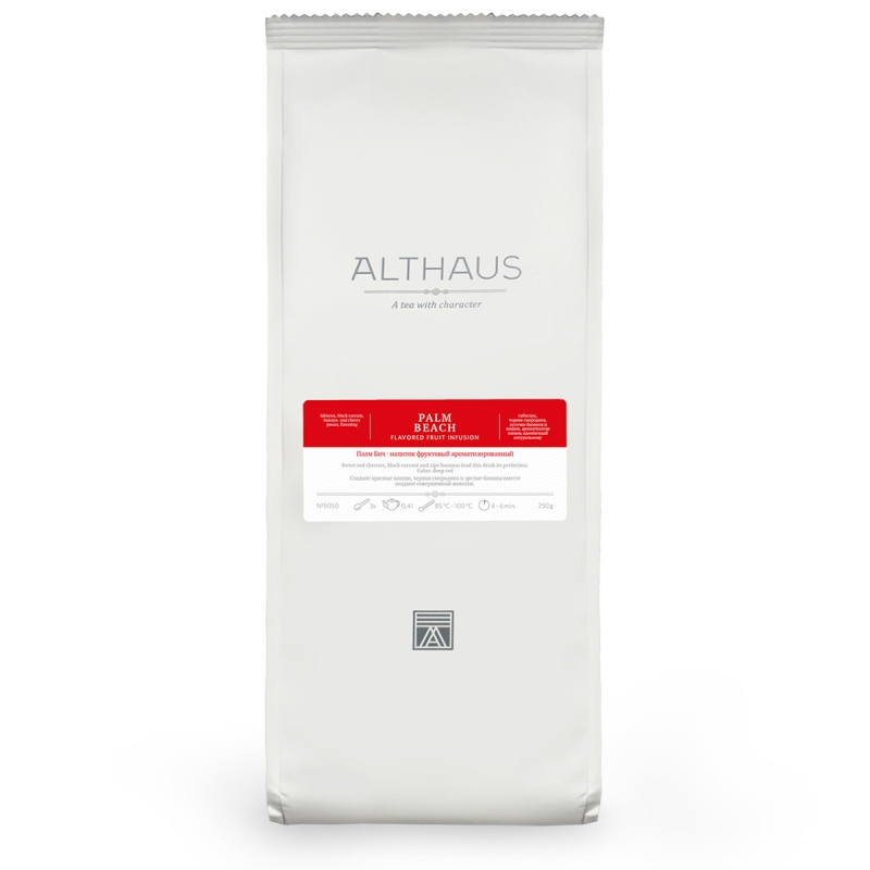 Чай Althaus Palm Beach фруктовый листовой 250 гр