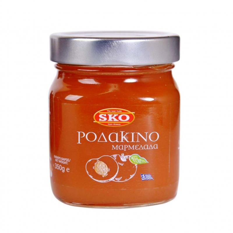 SKO Конфитюр из персиков 350 гр