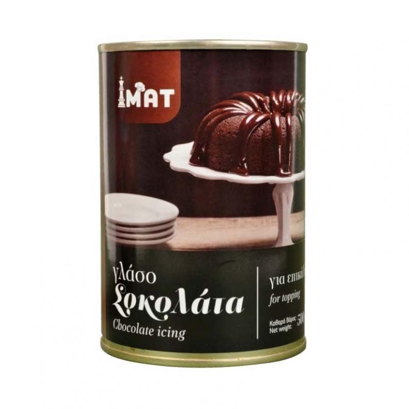 MAT Шоколадная глазурь 500 гр