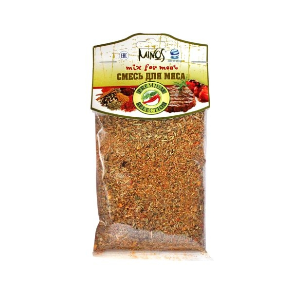 Смесь пряностей для мяса MINOS 50 гр