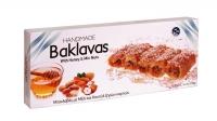 Греческая пахлава Minos с медом и смесью орехов (миндаль,грецкий орех) 175 г