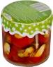 Ellatika красный сладкий перец, фаршированный мидиями в масле 210 г
