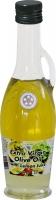 Оливковое масло Ellatika Экстра Вирджин Амфора с лимонным соком 250 мл