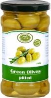 Korvel Колоссал зеленые оливки без косточки 290 г
