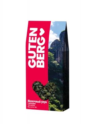 Чай зелёный китайский Gutenberg Молочный улун (I категории) 100 г