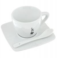 Чашка Bialetti с блюдцем для эспрессо
