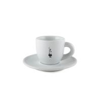 Чашка Bialetti с блюдцем для капучино