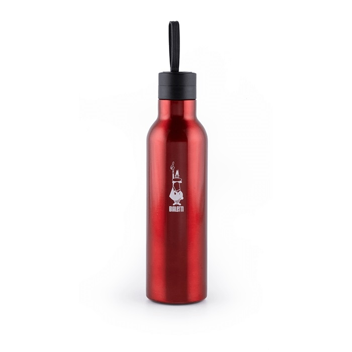 Термобутылка Bialetti красная 500 мл