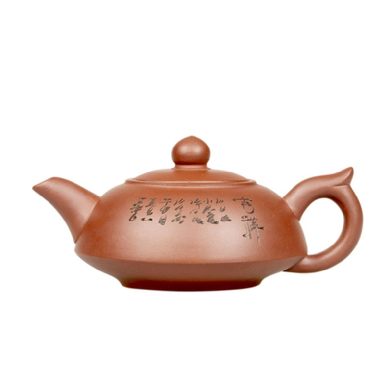 Глиняный чайник Gutenberg Семь знаков 250 мл
