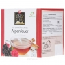 Согревающий травяной чай в пакетиках Swiss Alpine Herbs 14 шт х по 1 г