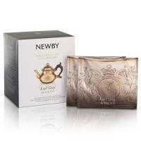 Чай Newby Эрл Грей 15 Шелковых Пирамидок черный 38 гр