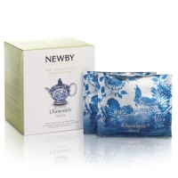 Чай Newby Ромашка 15 Шелковых Пирамидок травяной 38 гр