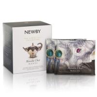 Чай Newby Масала чай 15 Шелковых Пирамидок черный 38гр