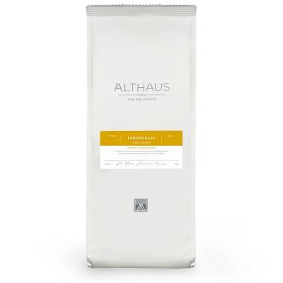 Чай Althaus Lemongras травяной листовой 100 гр