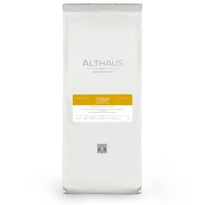 Чай Althaus Japanese Linden травяной листовой 75 гр