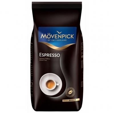 Кофе Movenpick Espresso в зернах 1 кг