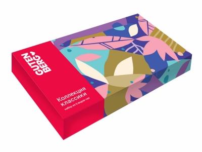 Коллекция Чайной Классики Gutenberg Green 340 г