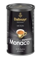Молотый кофе Даллмайер Эспрессо Монако (Dallmayr Espresso Monaco) 200гр