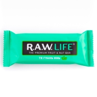 RAW LIFE Орехово-Фруктовый батончик Те Гуань Инь 47 гр