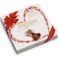 Шоколадные конфеты The Belgian Сердечки 200 г