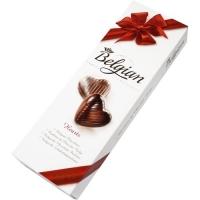 Шоколадные конфеты The Belgian Сердечки 65 г