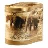 Чай Basilur Лист Цейлона Ува Uva OP листовой черный 125 гр в жестяной банке