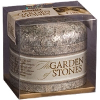 Чай Basilur Сад Камней средний Молочный улун Milk Oolong Green tea листовой Улун 75 гр в жестяной банке