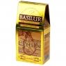 Чай Basilur Остров Золотой Gold OP1 листовой черный 100 гр в картонной упаковке