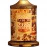 Чай Basilur Музыкальная шкатулка Рождественская Music concert Christmas листовой черный 100 гр в жестяной банке
