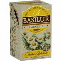Чай Basilur Травяной ромашка 20 пакетиков