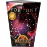 Чай Basilur Фортуна Сатурн Saturn листовой черный 85 гр в картонной упаковке