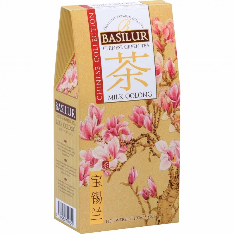 Чай Basilur Китайский чай молочный улун 100 г