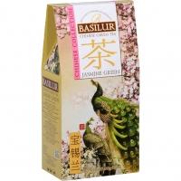 Чай Basilur Китайский чай зеленый с жасмином 100 г
