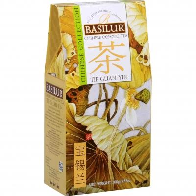 Чай Basilur Китайский чай те гуань инь 100 г