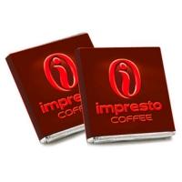 Шоколад Impresto 250шт по 5гр
