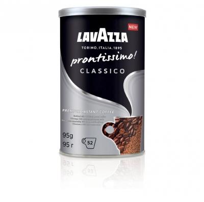 Кофе Lavazza Prontissimo Classico растворимый 95 г