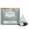 Чай VKUS Эрл Грей органический черный в пирамидках 20 шт