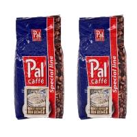 Кофе взернах Palombini Pal Rosso 1+1кг (—50% на 2-ю упаковку)