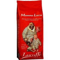 Кофе Lucaffe Mama Lucia взернах 1кг