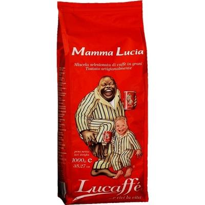 Кофе Lucaffe Mama Lucia в зернах 1 кг