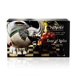 Newby подарочный набор Вкус Индии